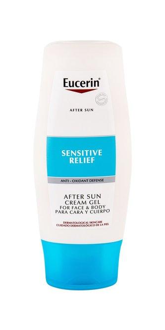 Eucerin After Sun Sensitive Relief Přípravek po opalování Gel-Cream 150 ml unisex