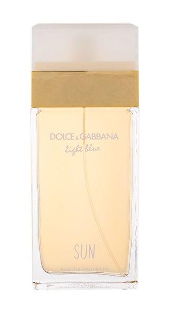 Dolce&Gabbana Light Blue Toaletní voda Sun 100 ml pro ženy