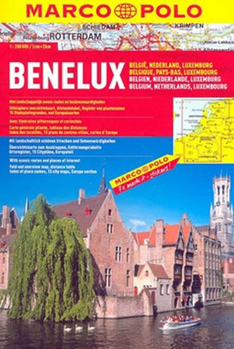 Benelux 1:300 000