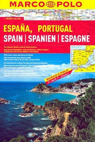 Espaňa, Portugal 1:300 000