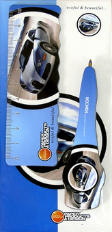 Sada 015 Bugatti  3ks