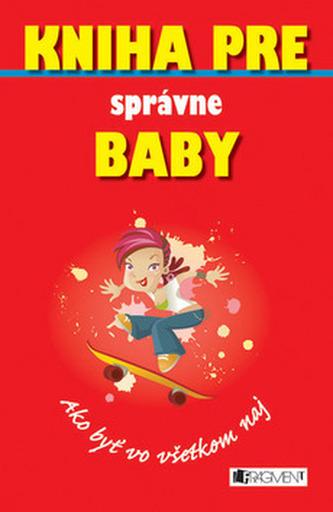 Kniha pre správné baby