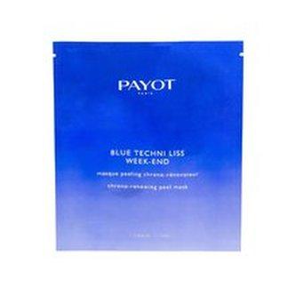 PAYOT Blue Techni Liss Pleťová maska Week-End 1 ks pro ženy