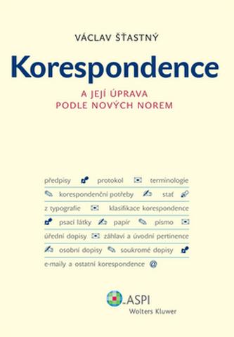 Korespondence a její úprava podle nových norem