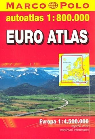 EURO ATLAS 1:800 000