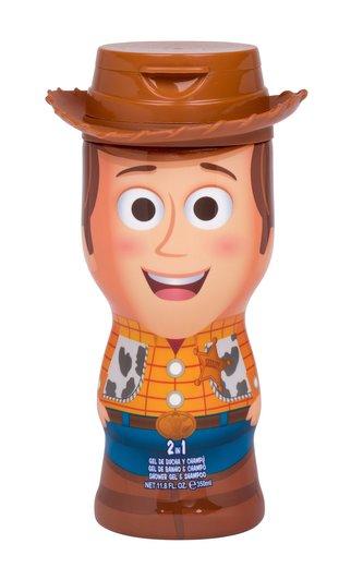 Disney Toy Story 4 Sprchový gel Woody 350 ml pro děti