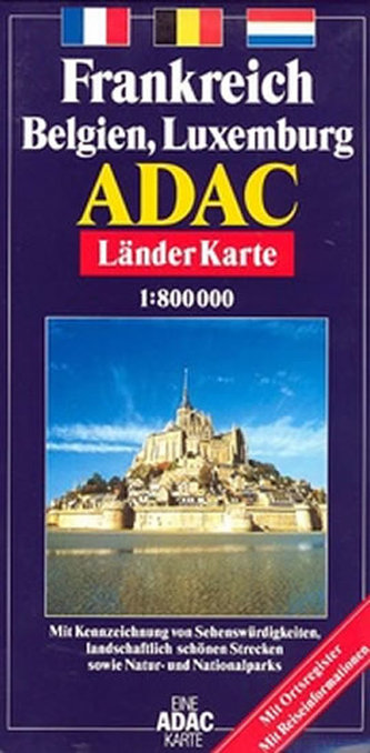 Francie, Belgie, Lucembursko 1: 800 000