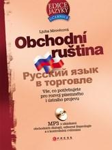 Obchodní ruština + 1 CD MP3