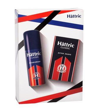 Hattric Classic deodorant 150 ml + voda po holení 100 ml