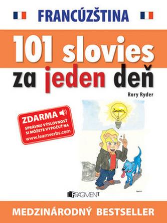 101 slovies za jeden deň Francúzština