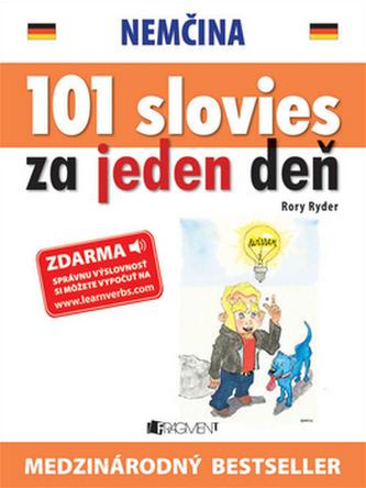 101 slovies za jeden deň Nemčina