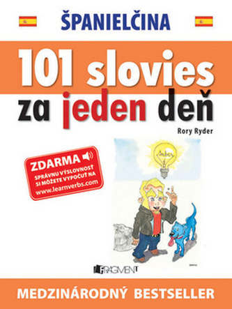 101 slovies za jeden deň Španielčina