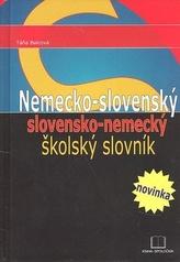 Nemecko - slovenský slovensko - nemecký školský slovník