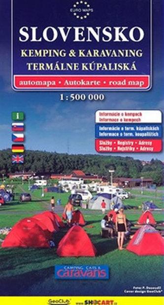 Slovensko 1:500 000