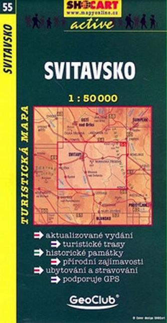 Svitavsko 1:50 000
