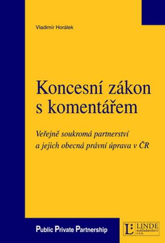 Koncesní zákon s komentářem