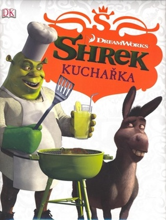 Shrek Kuchařská kniha