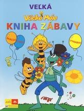 Včielka Maja Vežká kniha zábavy