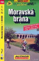 Moravská brána 1:60 000