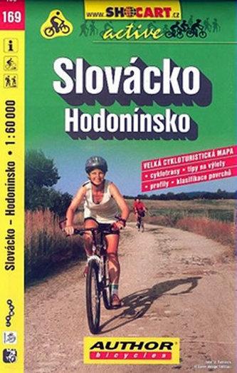 Slovácko Hodonínsko 1:60 000