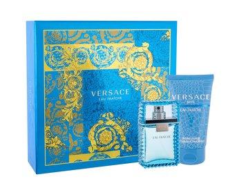 Versace Eau Fraiche Man - EDT 30 ml + sprchový gel 50 ml man
