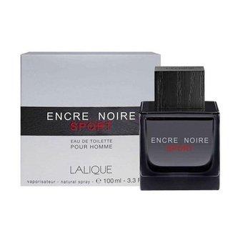 Lalique Encre Noire Sport - EDT 50 ml man