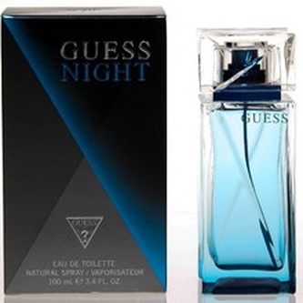 Guess Night - EDT 100 ml man