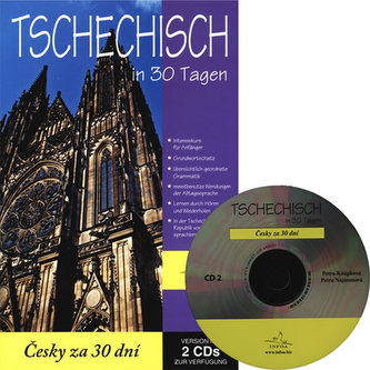 Tschechisch in 30 Tagen + 2 audio CD - Petra Knápková