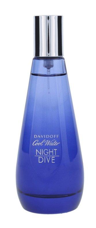 Davidoff Cool Water Night Dive For Women - EDT 80 ml woman