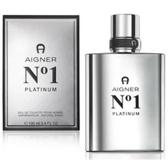 Aigner No. 1 Platinum - EDT 100 ml man