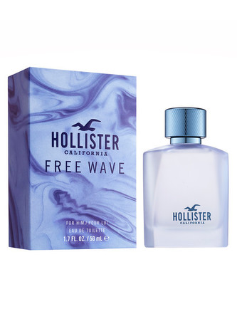 Hollister Free Wave For Him - EDT 100 ml man
