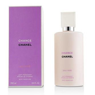 Chanel Chance Eau Vive - tělové mléko 200 ml woman