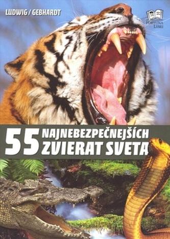 55 najnebezpečnejších zvierat