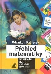 Přehled matematiky