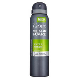 Dove Antiperspirant ve spreji Men+Care Extra Fresh 150 ml man