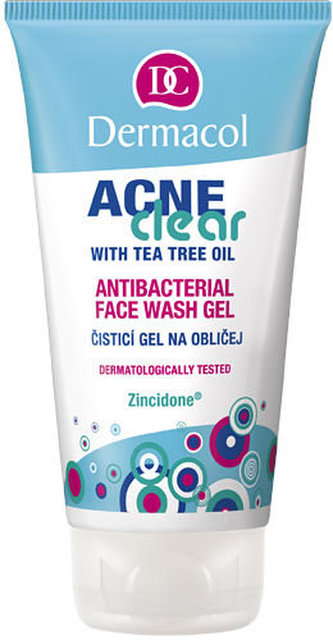 Dermacol Mycí gel na obličej Acneclear (Face Wash Gel) 150 ml unisex
