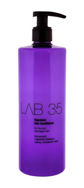 Kallos Kondicionér pro suché a poškozené vlasy LAB 35 (Conditioner) 500 ml woman