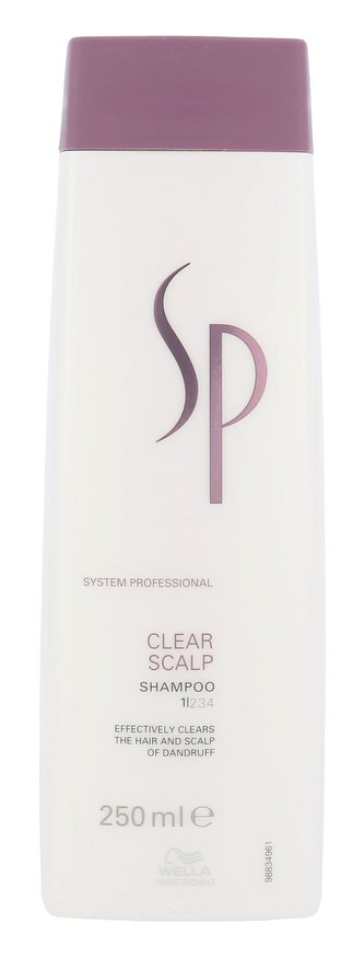 Wella Professionals Šampon proti lupům SP Clear Scalp (Shampoo) 250 ml woman