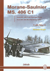 Morane Saulnier  MS406 1. díl