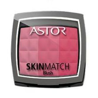 Astor Trio tvářenka Skin Match (Blush) 8,25 g Trio tvářenka Skin Match (Blush) 8,25 g - Odstín 001 Rosy Pink woman