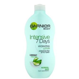 Garnier Hydratační tělové mléko s aloe vera (Intensive 7days) Hydratační tělové mléko s aloe vera (Intensive 7days) - Objem 400 ml woman
