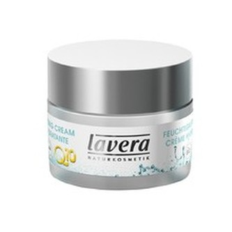 Lavera Hydratační denní krém Q10 Basis Sensitiv (Moisturizing Cream) 50 ml woman