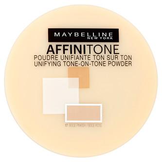 Maybelline Kompaktní sjednocující pudr Affinitone (Powder) 9 g Kompaktní sjednocující pudr Affinitone (Powder) 9 g - Odstín 24 Golden Beige woman