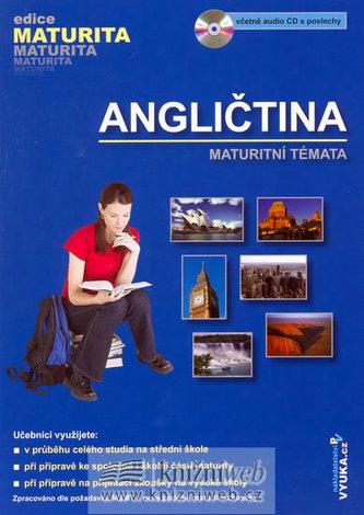 Angličtina - edice Maturita + CD - Dagmar El-Hmoudová