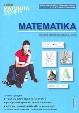 Matematika - přehled středoškolského učiva - Náhled učebnice