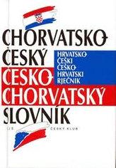 Chorvatsko - český, česko - chorvatský slovník