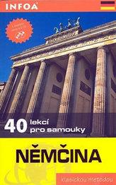 Němčina - 40 lekcí pro samouky - kniha bez CD