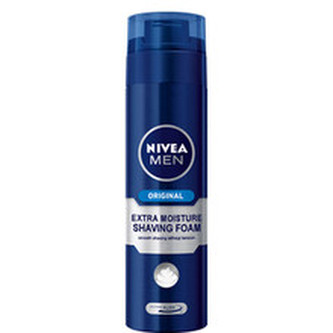 Nivea Pěna na holení Protect & Care 200 ml man