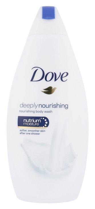 Dove Vyživující sprchový gel Deeply Nourishing (Nourishing Shower Gel) Vyživující sprchový gel Deeply Nourishing (Nourishing Shower Gel) - Objem 500 ml woman