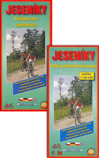 Jeseníky Průvodce pro cykloturisty
